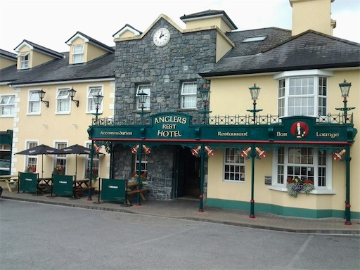 The Anglers Rest Hotel, Headford, Co. Galway